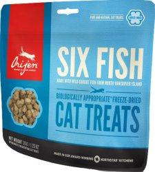Orijen Cat Six Fish, 35 g