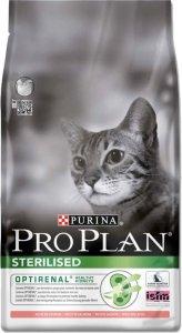 Purina Pro Plan Cat Sterilised Salmon, 10 kg