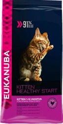 Eukanuba Healthy Start Kitten, 4 kg