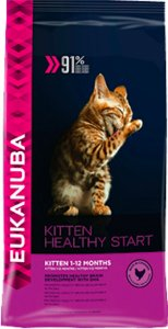Eukanuba Healthy Start Kitten, 4 kg