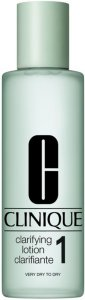 Clinique Clarifying Lotion 1 Very Dry to Dry 400ml