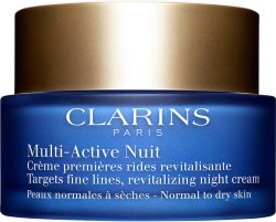 Clarins Multi-Active Nuit Normal to Dry Skin
