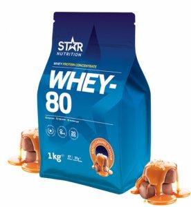 Gymgrossisten Whey-80 1kg