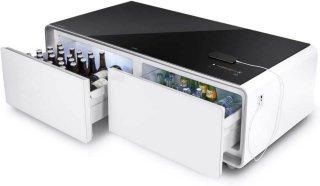 Loungebord med kjøleskuff