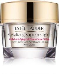 Estee Lauder Revitalizing Supreme Light + Global Anti-Aging Cell Power Creme Oil-Free