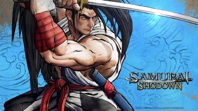 SNK Corporation Samurai Shodown