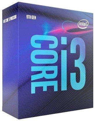 Intel Core i3 9100F