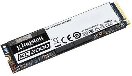 Kingston Kc2000 SSD 250GB