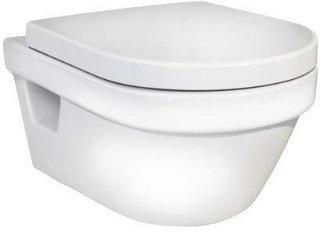 Gustavsberg 5G84 Hygienic Flush m/Toalettsete