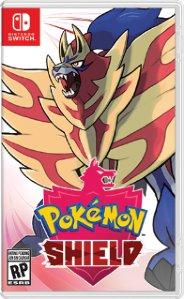 Pokémon Shield til Switch