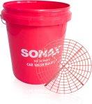 Sonax vaskebøtte m/gritguard 18,9 liter