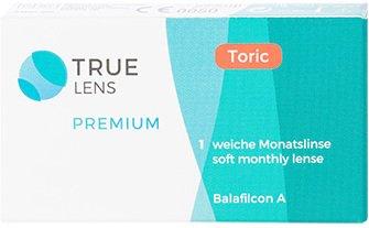TrueLens Premium Monthly Toric Test Lenses 1p