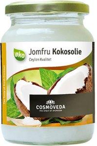 Cosmoveda Jomfru Kokosolje 350 ml