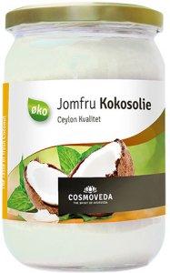 Cosmoveda Jomfru Kokosolje 550 ml