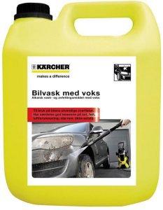 Kärcher Bilvask m/voks 4l