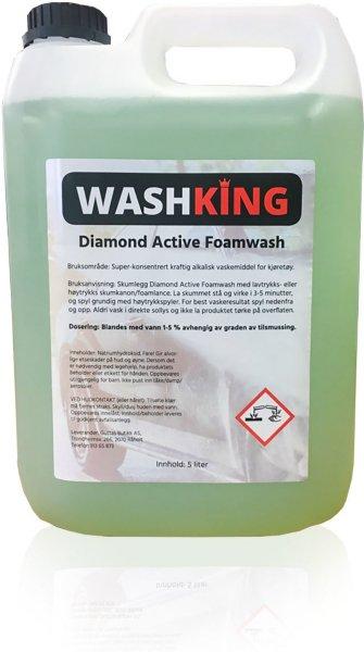 WashKing Diamond Active Foamwash 5 l