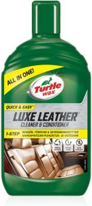 Turtle Wax Luxe Leather Cleaner & Conditioner