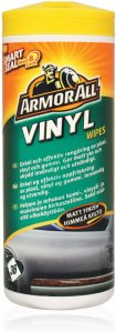 Armor All Vinyl Wipes Matt Finish 36 stk