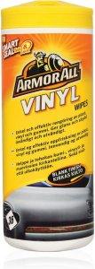 Armor All Vinyl Wipes Blank Finish 30 stk