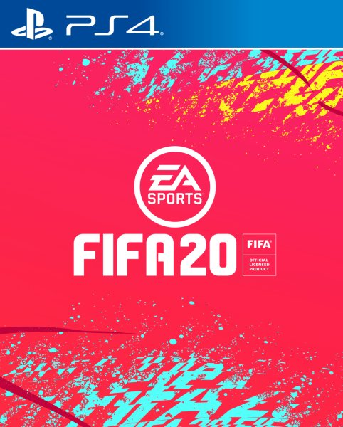 FIFA 20 til Playstation 4