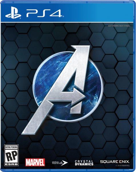 Marvel's Avengers til Playstation 4