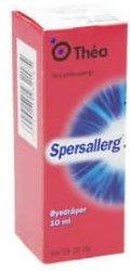 Théa Spersallerg 10 ml