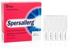 Théa Spersallerg 20 x 0,3 ml