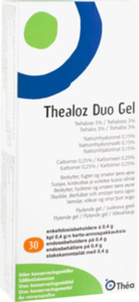 Théa Thealoz Duo Gel