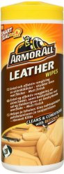 Armor All Leather Wipes 24 stk
