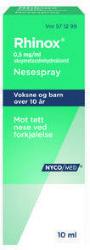 Nycomed Rhinox Nesespray 0,5 mg/ml