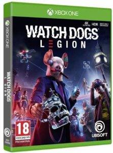 Watch Dogs Legion til Xbox One