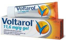 Voltarol 11,6 mg/g gel 50 g