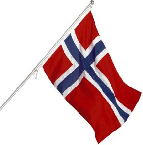 Norsk Balkongflagg