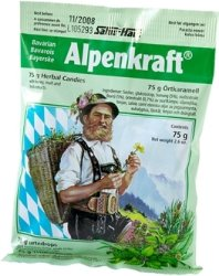 Salus Sverige Alpenkraft