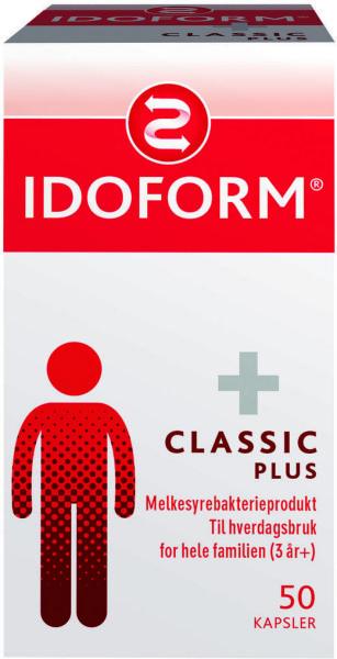 Pfizer Idoform Classic Plus 50 stk