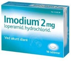McNeil Imodium 2 mg