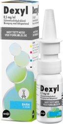 Weifa Dexyl 0,5 mg/ml