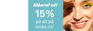 Kicks.no kampanje