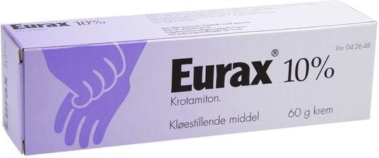 GSK Eurax 10 % 60g