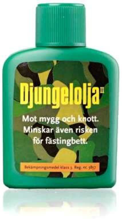 Cederroth Djungelolja