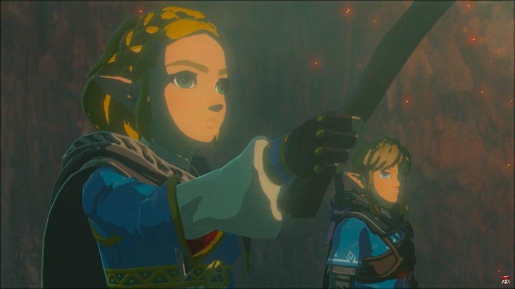 Nintendo The Legend of Zelda: Breath of the Wild 2
