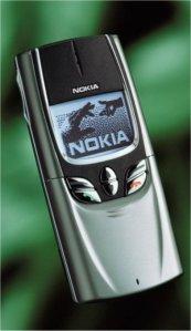 Nokia 8850 med abonnement