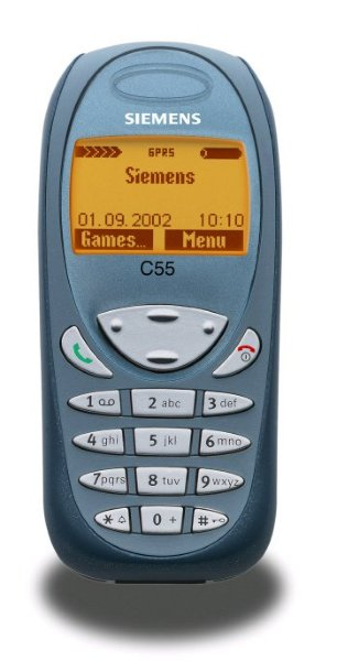 Siemens C55 med abonnement
