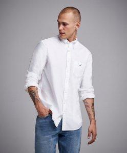 Best pris på Gant The Oxford Regular BD Shirt Se priser