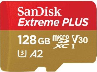 SanDisk Extreme Plus microSDXC 128GB