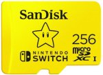 SanDisk Micro SD-kort for Nintendo Switch 256 GB