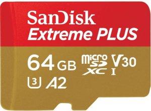 SanDisk Extreme Plus microSDXC 64GB