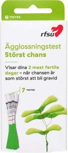 Ägglossningstest 7 stk