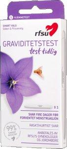 Graviditetstest Test Tidlig