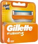 Gillette Fusion5 4 stk